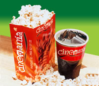 Cinemanía Combo 1